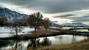 Crystal Hot Springs in Honeyville Utah
