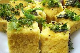 Dhokla Traditional Gujarati Food
