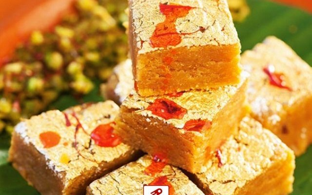 Dilkushar Rajasthani Wedding Dessert