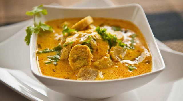 Gatte Ki Sabzi Authentic Rajasthani Food