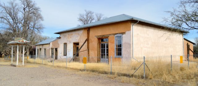 Ghost Town in Arizona Fairbank