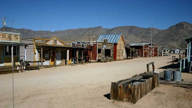 Ghost Towns Arizona Chloride