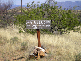 Ghost Towns in Arizona Gleeson