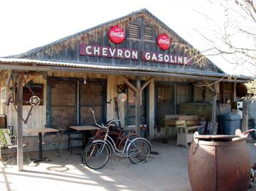 Ghost Towns of Arizona Cordes