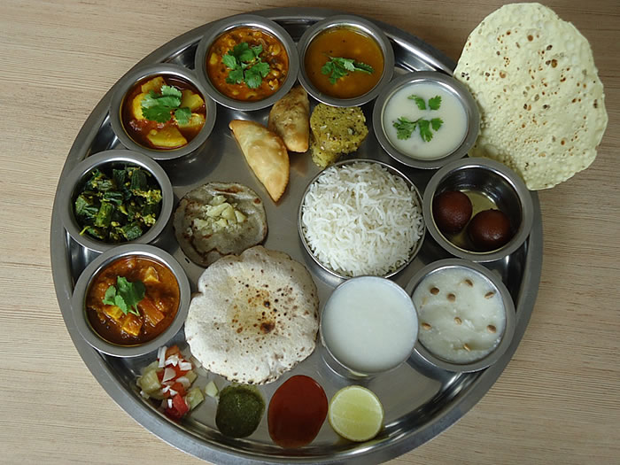 Gujarati Food Recipes Vegetarian