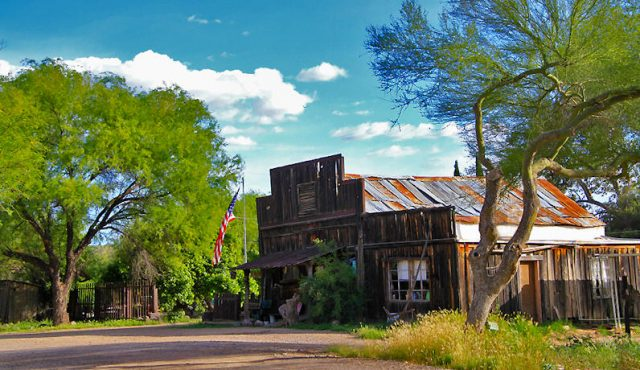 Haunted Ghost Towns Arizona Bradshaw City