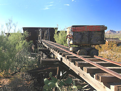 Haunted Ghost Towns Arizona Goldfield