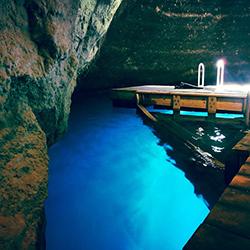 Homestead Underground Hot Springs Utah