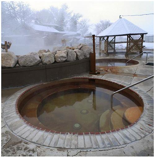 Honeyville Utah Hot Springs