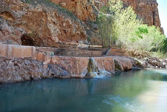 Hot Springs in Hurricane Utah