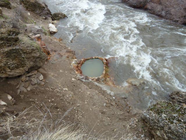 Hot Springs in Ogden Utah