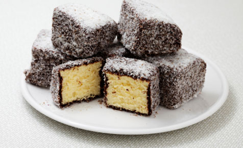 Lamingtons Australian Food Culture