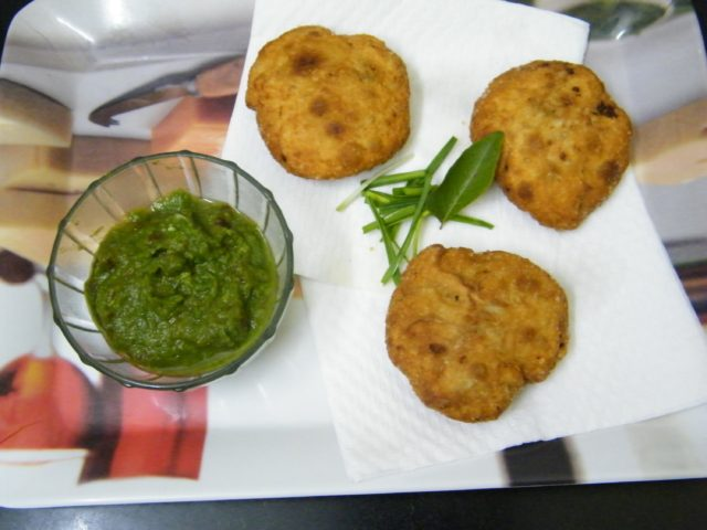 Lilva Kachori Winter Gujarati Food
