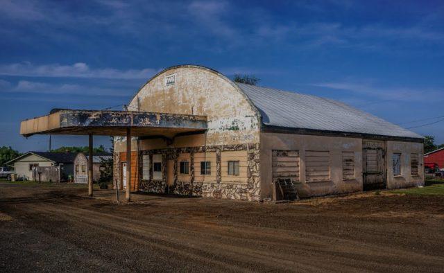 Linn County Shedd Oregon Ghost Town