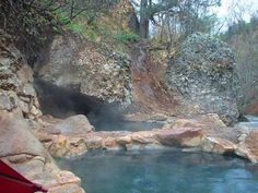 Ogden Canyon Hot Springs