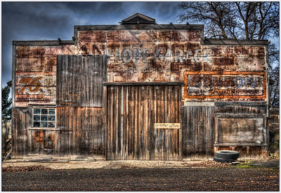Oregon Antelope Ghost Towns