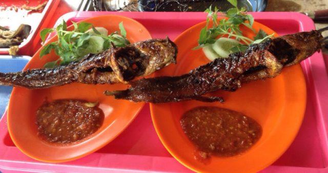 Pecel Lele Indonesian Street Food