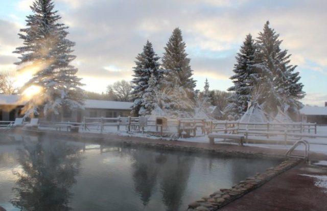 Saratoga Hot Spring Resort Utah