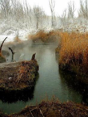 Saratoga Natural Hot Springs Utah
