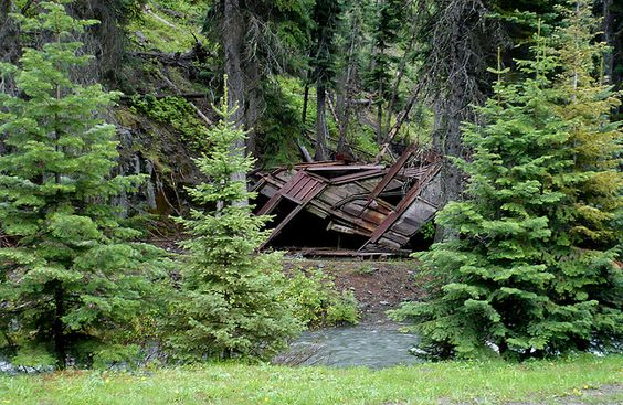 Sumpter Oregon Ghost Town