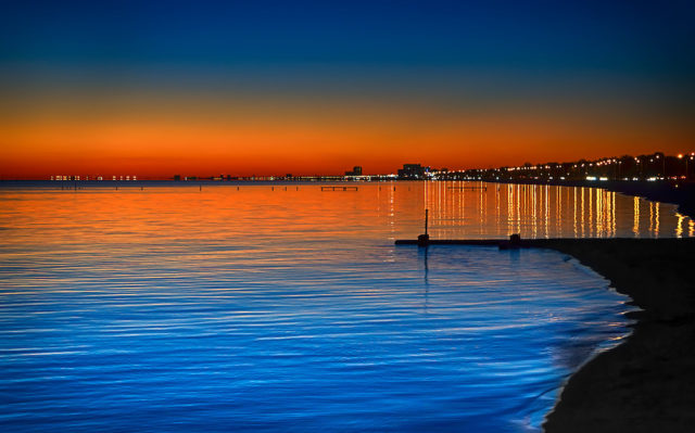 Biloxi Beach New Orleans
