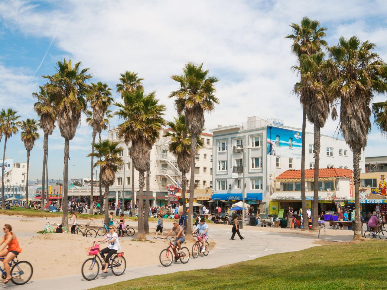 Boardwalk Things To Do In Venice Beach