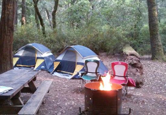Boulder Creek Southern California RV Camping Destination