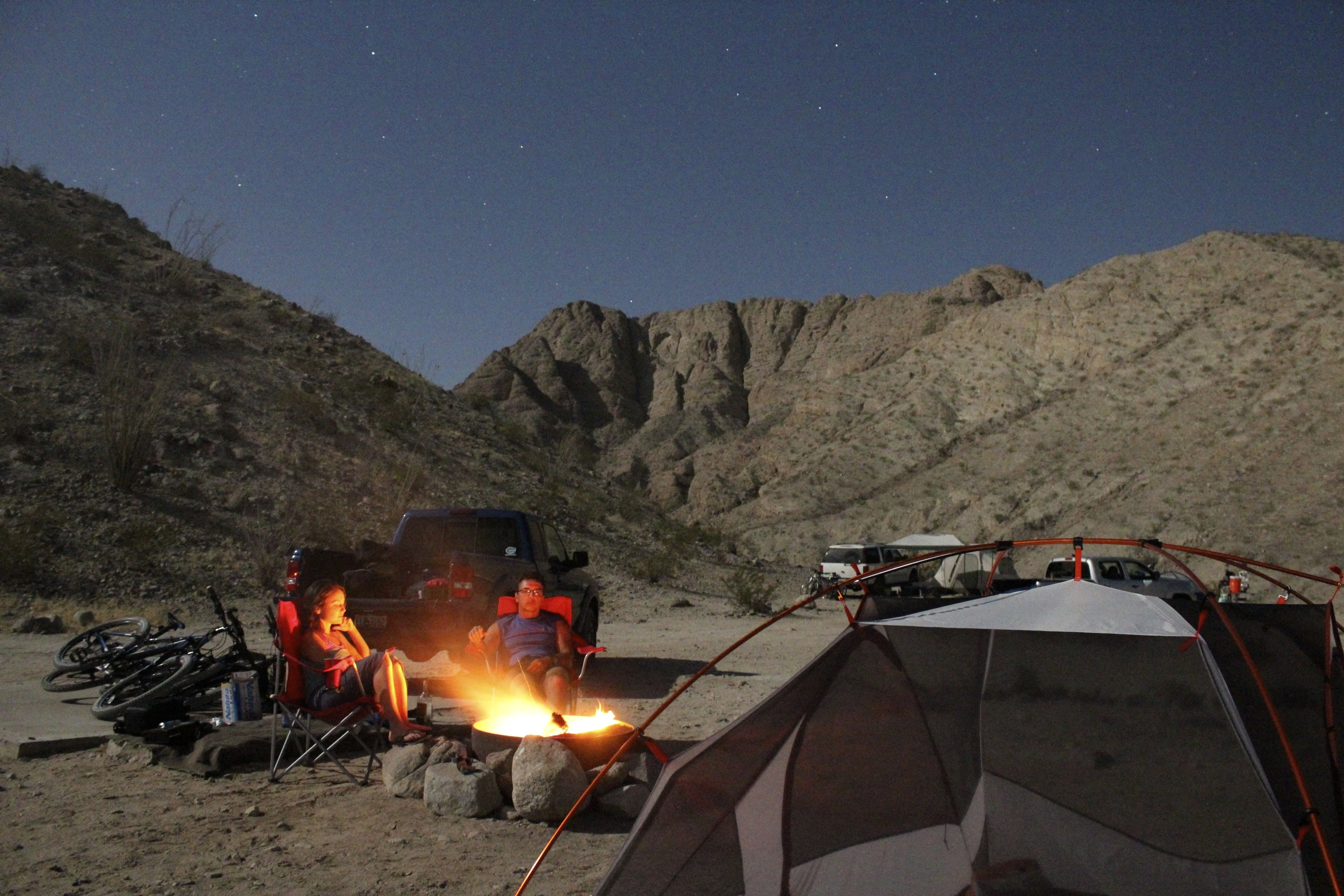 19 best delightful destinations for camping in southern california