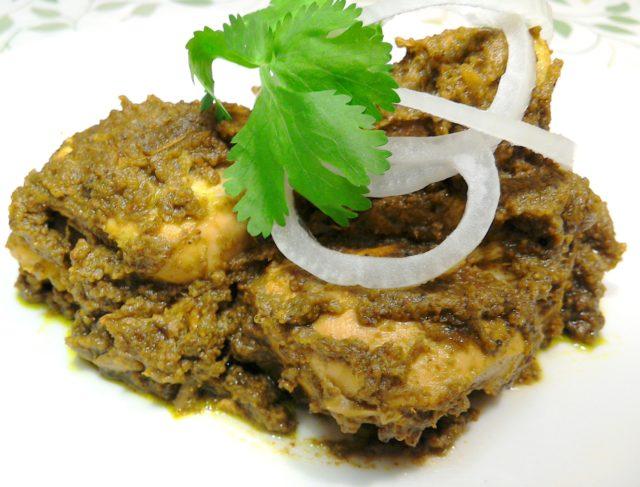 Chicken Cafreal Portuguese Cuisine
