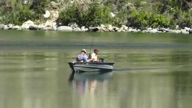 Convict Lake Boating