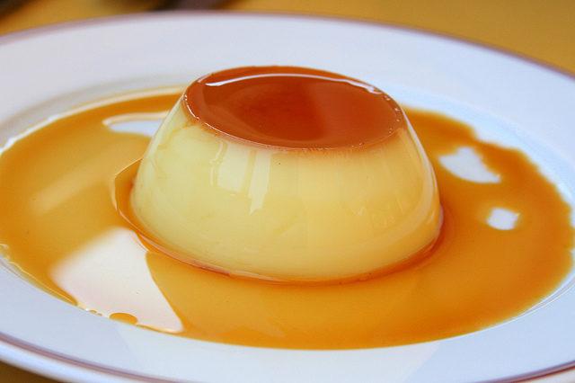 Crème Caramel French Custard Dessert