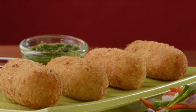 Croquettes Goan Wedding Food