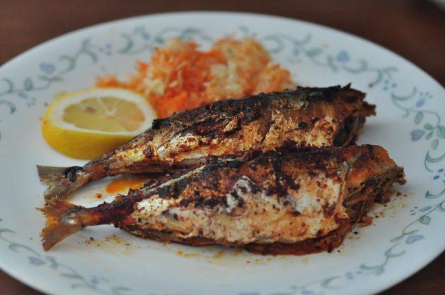 Fish Recheado Goan Seafood Recipe