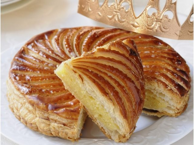Galette Des Rois Famous French Dessert