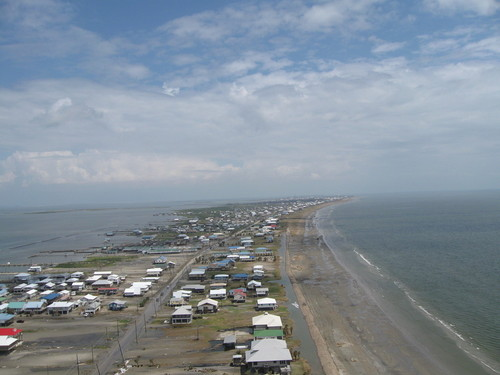 Grand Isle Beach Near New Orleans