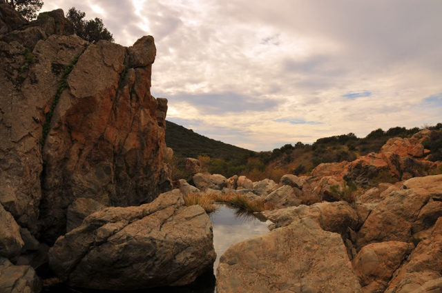 Hikes in San Diego with Waterfalls Los Penasquitos Canyon Trail