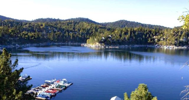 Lake Arrowhead View