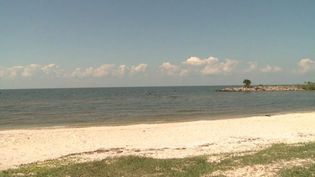 Lake Pontchartrain Beaches in New Orleans