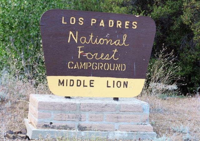 Middle Lion Campground