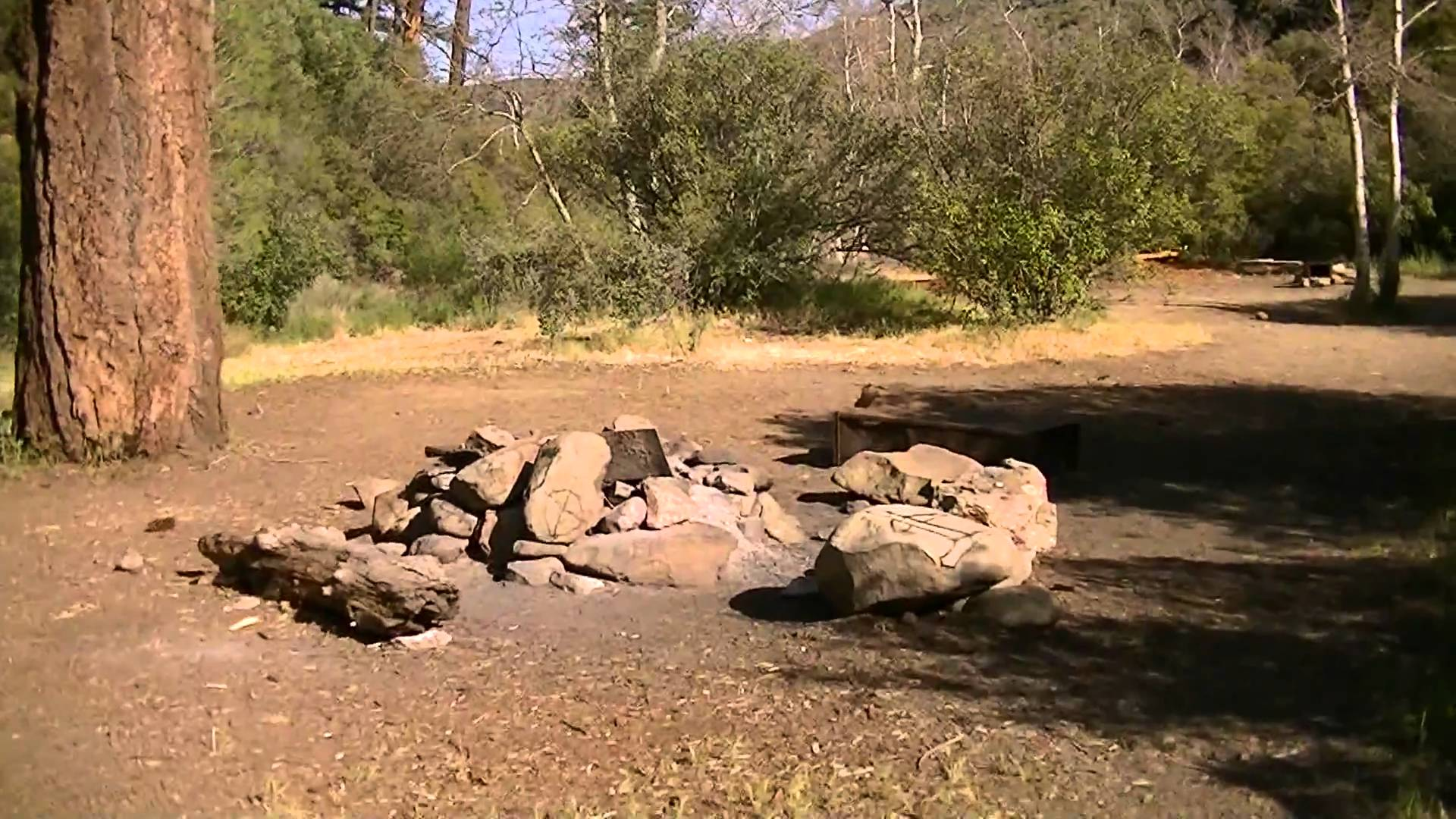 Dog Friendly Campsites Southern California