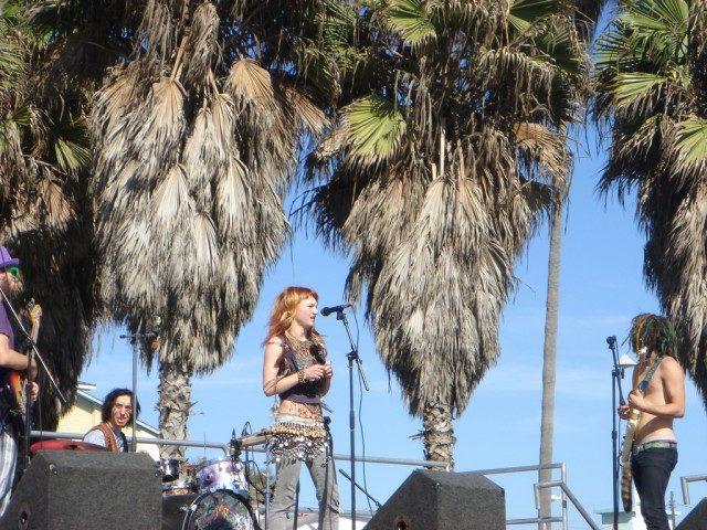 Music Festival Venice Beach