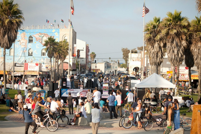 Music Festival What To Do In Venice Beach