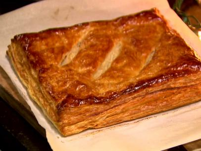 Pâte Feuilletée Classic French Dessert