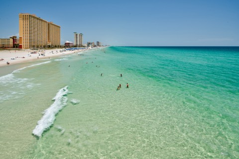 Panama City Beach in New Orleans