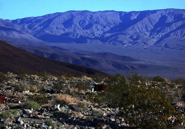 Panamint Springs Campsite