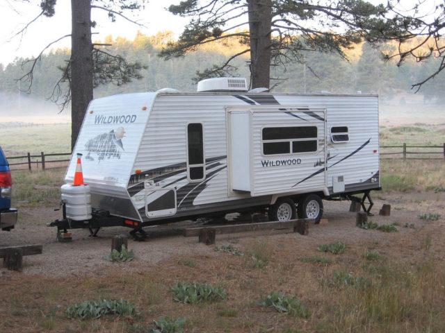 RV Camping Southern California