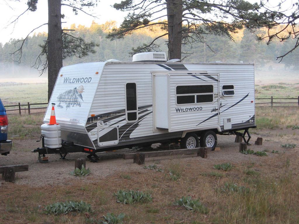 Laguna Beach Camping Rv
