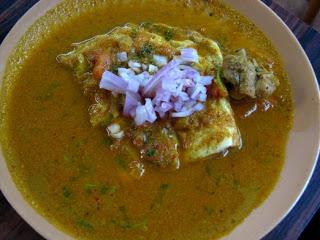 Ros Omelette Goan Street Food