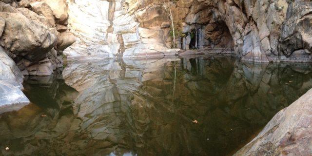 San Diego Hikes Waterfalls Cedar Creek Falls