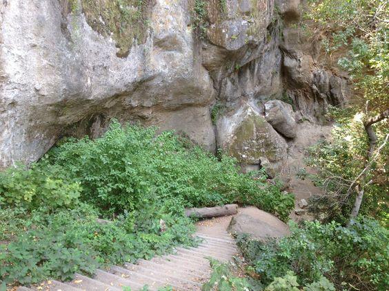 San Diego Waterfall Hikes Garland Ranch Waterfall Trail